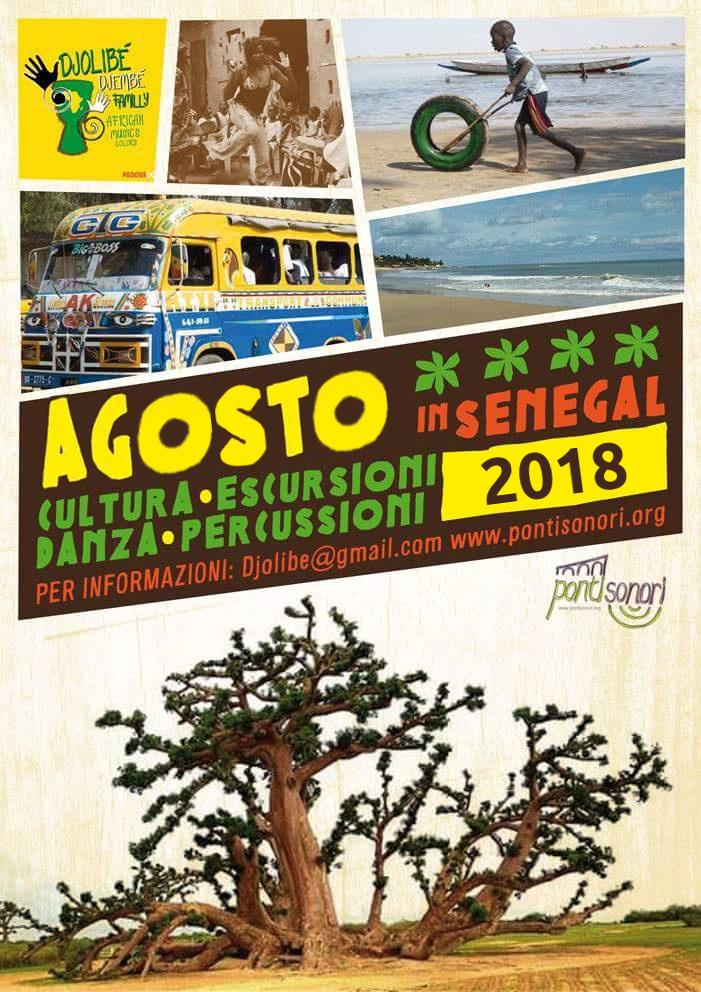 Viaggio in Senegal 2018